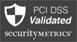 PCI DSS security badge